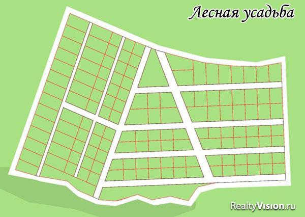 Коттеджный поселок Лесная усадьба - описание поселка ...: http://10sotok.info/poselok/277